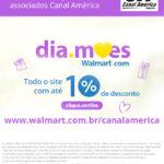 Dia das Mães Walmart/Canal América